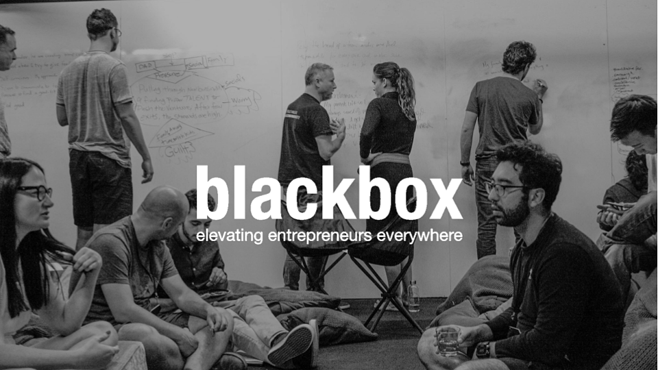 Blackbox Connect, elevating entrepreneurs