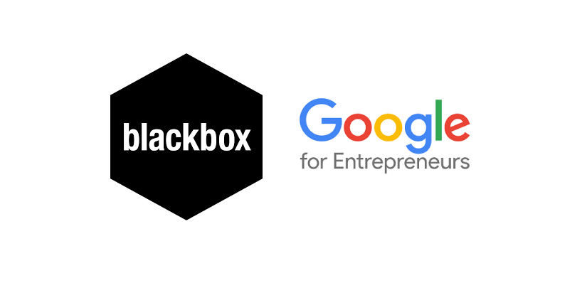 Blackbox Connect, an acceleration programme sponsored by Google for Entrepreneurs