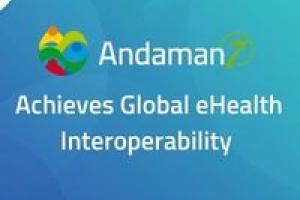 Andaman7 Achieves Global eHealth Interoperability