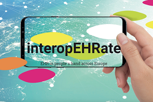 InteropEHRate: your health data with you - anytime and anywhere